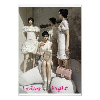 "Invitation ""Ladies Night """