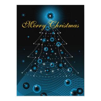 "Invitation Merry Christmas 6.5"" X 8.75"" Invitation Card"