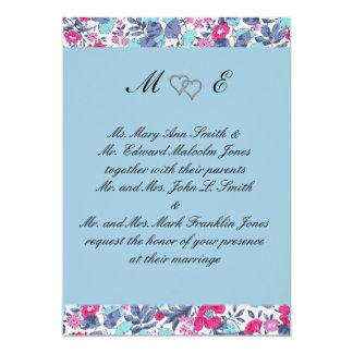 Invitation of marriage