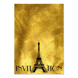 Invitation Paris Travel Meeting Love Event