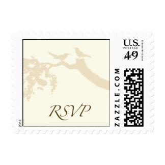 Invitation Postage - Treehugger RSVP