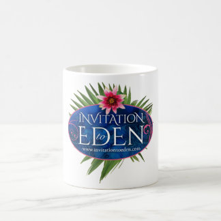 Invitation to Eden Morphing Mug