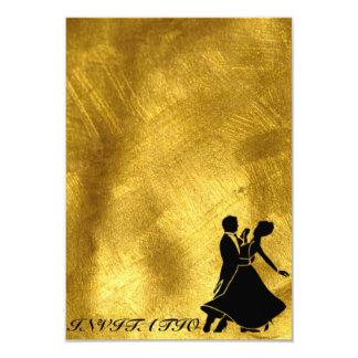 Invitation Waltz Ball Dance