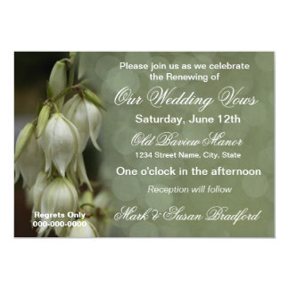Invitation -Wedding Renewal/Multi Purpose Possible