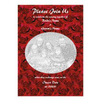 Invitations - customizable classic weddings