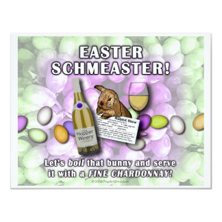 INVITATIONS - EASTER SCHMEASTER