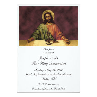 Invitations: You are Our Dwelling Place 13 Cm X 18 Cm Invitation Card