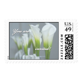 Invited Postage Stamps