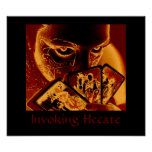Invoking Hecate Poster Print