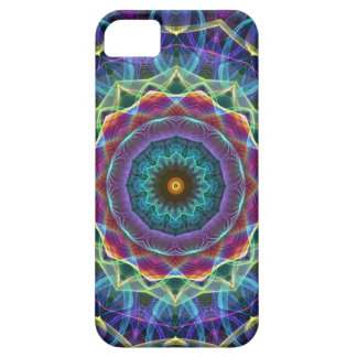 Inward Flower  kaleidoscope iPhone 5 Covers