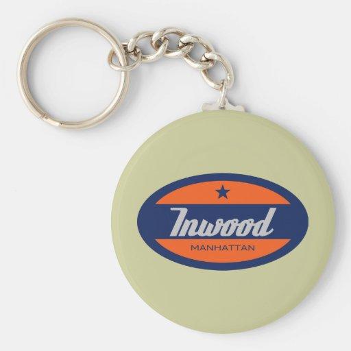 Inwood Keychain