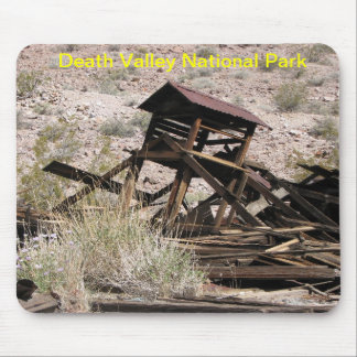 Inyo Mine - Death Valley National Park Mouse Pad