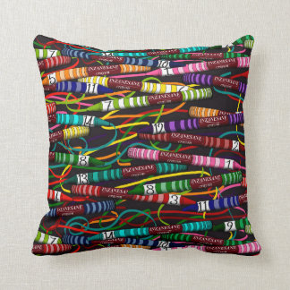 Inzanesane's Crayon Cushion