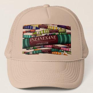 Inzanesane's Crayon Trucker Hat