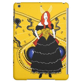 io moth fairy iPad Air case