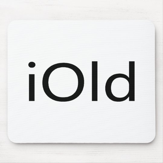 iOld Mouse Mat