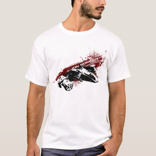 Ion Bomber splash t-shirt
