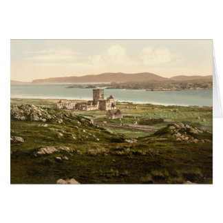 Iona Abbey, Argyll and Bute, Scotland Card