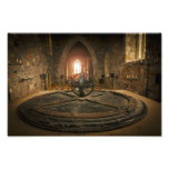 Iona Abbey Art Photo