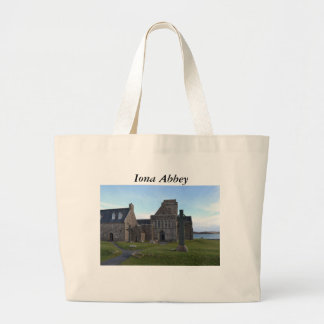 Iona Abbey Large Tote Bag