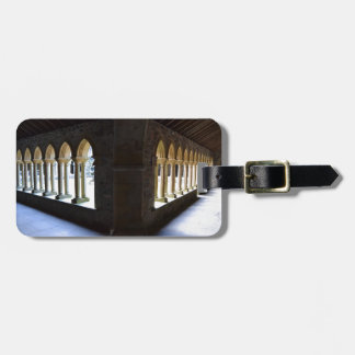 Iona Abbey Luggage Tag