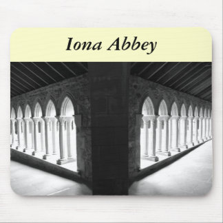 Iona Abbey Mouse Mat