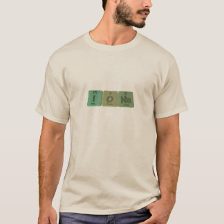 Iona as Iodine Oxygen Sodium T-Shirt