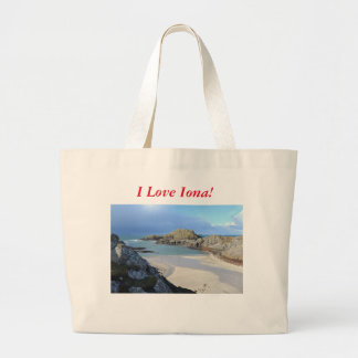 Iona Large Tote Bag