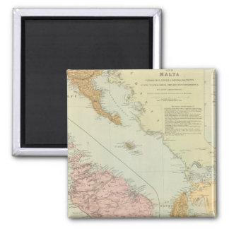 Ionian Islands, Malta Magnet