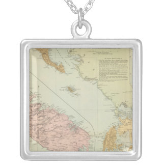 Ionian Islands, Malta Silver Plated Necklace
