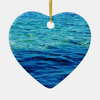 Ionian Sea Christmas Ornament