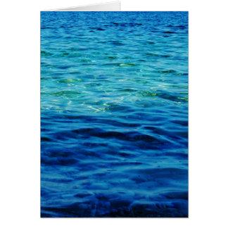 Ionian Sea Greeting Card