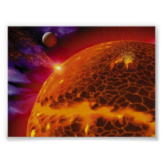 Ionx Sun Poster