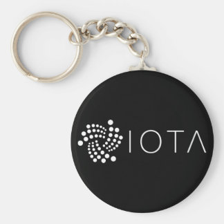 IOTA Basic Keychain (Black)