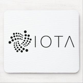 IOTA Crypto Coin Mouse Mat