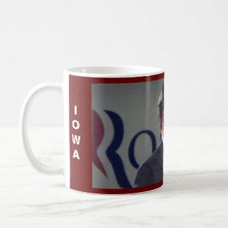 Iowa 2012 Mitt Romney Photo Collectable Mug