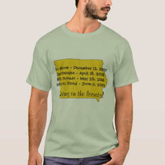 Iowa Apocalypse 2 T-Shirt