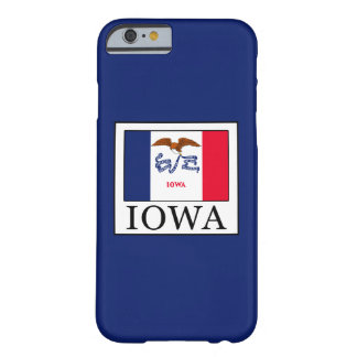 Iowa Barely There iPhone 6 Case