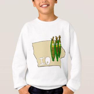 Iowa Corn Fields Sweatshirt