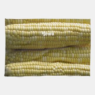 Iowa Corn on the Cob Tea Towel
