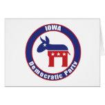 Iowa Democratic Party Greeting Cards