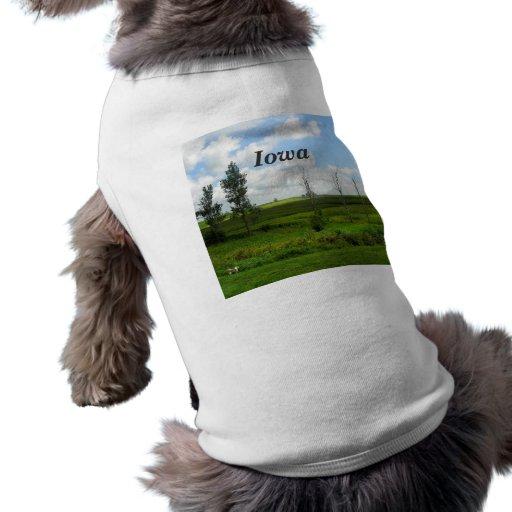 Iowa Pet T Shirt