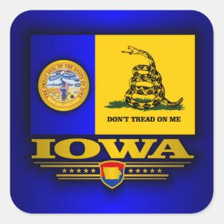 Iowa DTOM Stickers
