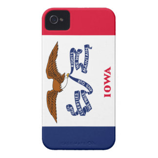 Iowa flag Case-Mate iPhone 4 case