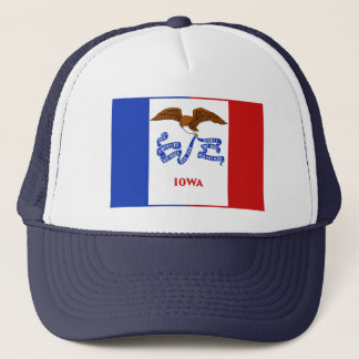 Iowa Flag Hat