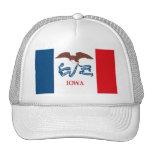 Iowa Flag Hat