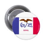 Iowa Flag Pins