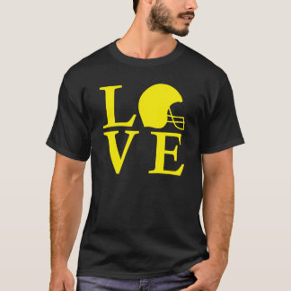 Iowa Football LOVE T-Shirt