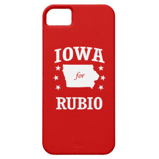 IOWA FOR RUBIO iPhone 5 COVER