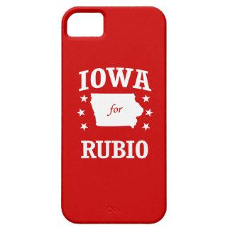 IOWA FOR RUBIO iPhone 5 COVER